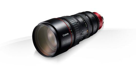 Canon CN-E30-300mm T2.95-3.7 L SP